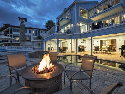 Photo for OceanFront Luxury Mansion Sleeps 28 with Cotton Candy Sunsets