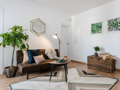 Photo for Elegant 2bed/3bath Penthouse close to Pg de Gracia