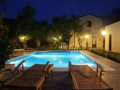 Photo for Villa Giardino Paradiso on the sea, with Heated Pool, in Cefalù with 16 seats