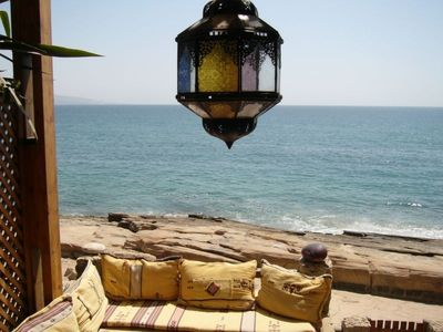 Photo for Dream House on the Atlantic with housemaid & Moroccan cuisine