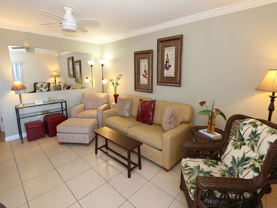 Photo for Silver Sands #241S: 2 BR / 2 BA Resort on Longboat Key by RVA, Sleeps 6