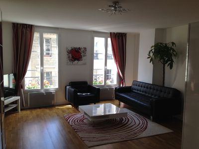 Photo for Lovely flat between Paris City Hall and Saint Paul