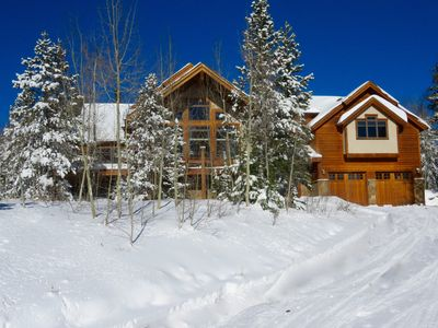 Photo for The Perfect Vacation Home with Lake Dillon & Mountain Views