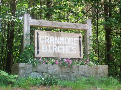 Photo for Large Cranmore Birches Condo, ONE MINUTE TO MOUNTAIN! Great No. Conway Location