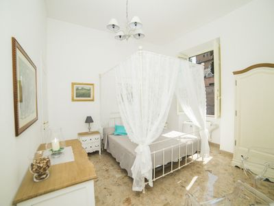 Photo for A gem of an apartment with excellent, central location, and view on the Vatican!