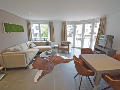 Photo for recent stylish corner apartment with very central location