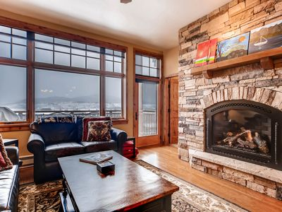 Photo for 3BR/3BA Lake-View Timberline Cove Condo in Frisco – Near Marina & Slopes