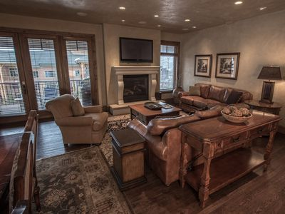 Photo for Spacious 2 Br townhome located above Canyons Village