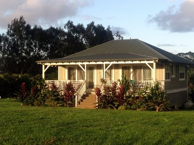 **KAUAI'S HIDDEN GEM!** Peace & Quiet North Shore Cottage 5-STAR!