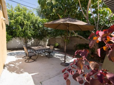 Discounted $! Work from home here w/ WiFi, family friendly, quite patio w/ view!