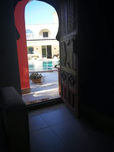 Photo for L'Ulivo - Double room with pool view