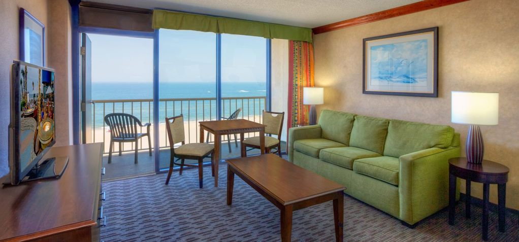 Oceanfront Condo On Virginia Beach 2 Bedroom Lock Off Sept 1 8th Only Homeaway