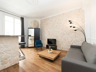 Photo for IN THE  HEART OF LE MARAIS IN THE MOST CENTRAL PART OF PARIS - CHARMING 1BR FLAT