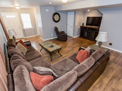 Photo for Beautiful Fully Furnished Townhome