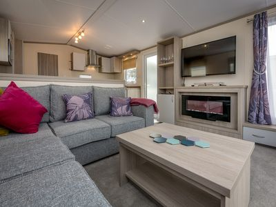 Photo for 3BR Chalet Vacation Rental in Pwllheli