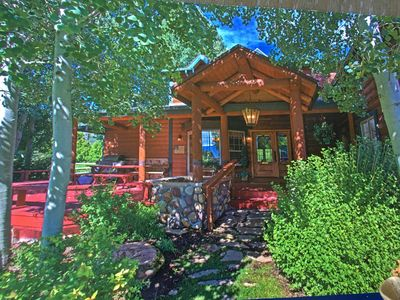 Photo for 3BR Cabin Vacation Rental in Midway, Utah