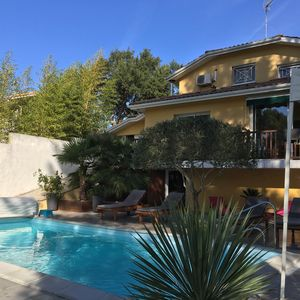 Photo for BEAUTIFUL HEATED POOL VILLA NEAR THE TOWN AND BEACH CENTER