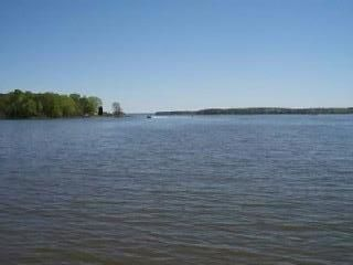 Photo for Beautiful view located on a point lot  2 miles from Dreher Is. state park