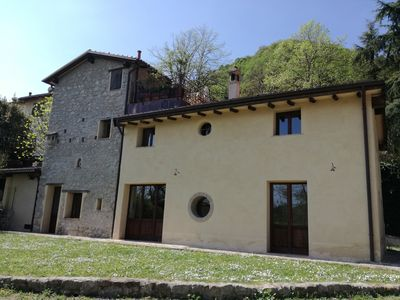 Photo for 2BR Apartment Vacation Rental in Marzabotto, Emilia-Romagna