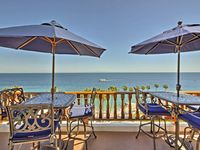 Stunning views and comfortable accommodations
