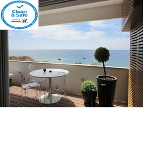 Photo for Beach and Sea 4, property with sea views, 2 beds, 1 bathroom and balcony!