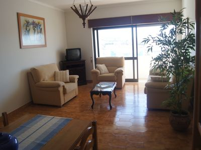 Photo for NAZARE - Large quiet apartment with sea view