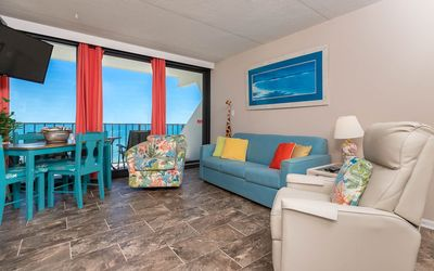 Photo for See why our guests come back!! Island Winds 2 Bedroom on the BEACH!