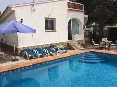 Photo for Javea Villa with Private Pool and Garden