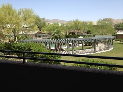 Photo for San Simeon at the Foothills, Phoenix, AZ, 2nd floor 1 BDRM Condo, Beautiful view