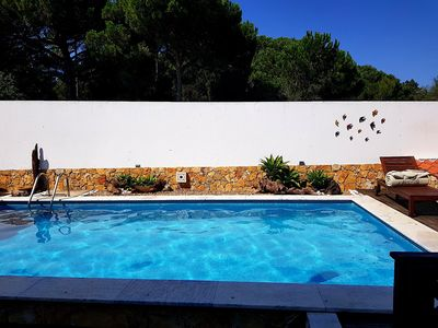 Photo for Ajania Villa, AC, Wifi, Pool