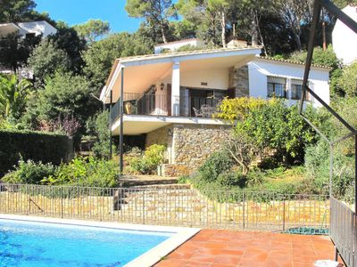 Photo for Begur Holiday Home, Sleeps 6 with Pool