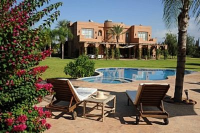 Photo for Luxury Boutique Villa/Guesthouse, fully staffed,stunning gardens and heated pool