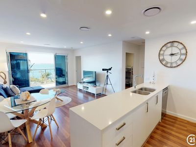 Photo for STUNNING WATER VIEWS & TOP FLOOR APARTMENT