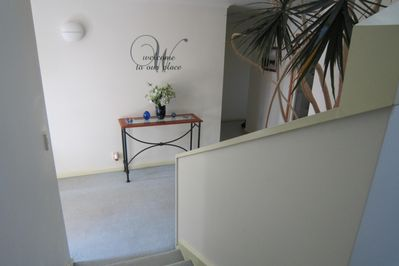 Entrance Hall andamp; Stairs To Guest Accommodation