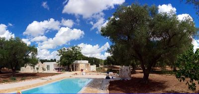 Photo for Trullo Sorores with Swimming Pool, Puglia, South Italy