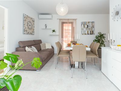 Photo for New apartment for up to 5 people with garden and terrace