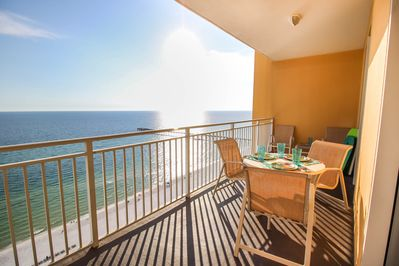 Spectacular Views from our Spacious Deck!