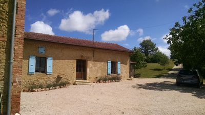 Photo for Family friendly farmhouse with private pool and panoramic views across the Gers.