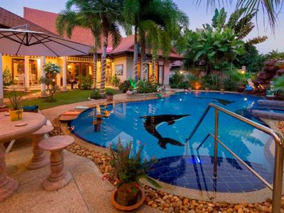 Photo for Holiday house Pattaya for 11 - 12 persons with 4 bedrooms - Holiday house