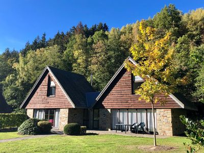 Photo for Comfortable chalet with a dishwasher, not far from Malmédy