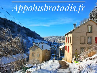 Photo for Appolusbratadis 110m2 apartment for 1-4 people with Wifi Included
