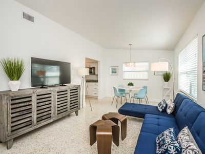 New! Light, Modern Newly Renovated space within minutes of downtown and Bay