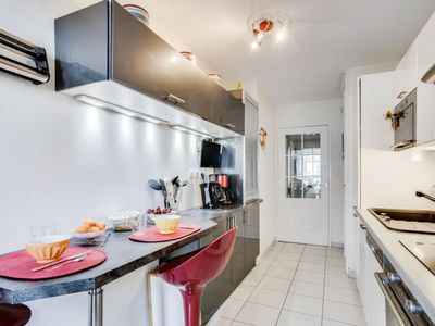 Photo for 3BR Apartment Vacation Rental in Dinard