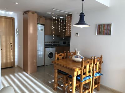 Photo for COZY APARTMENT 50 M FROM THE BEACH with WIFI