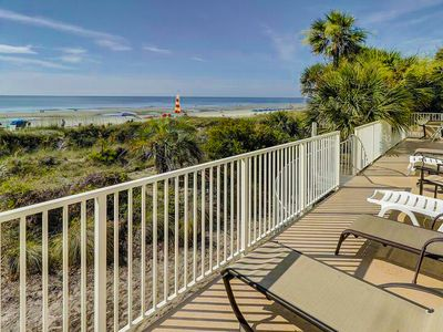 Photo for Oceanfront Hilton Head Vacation Rental