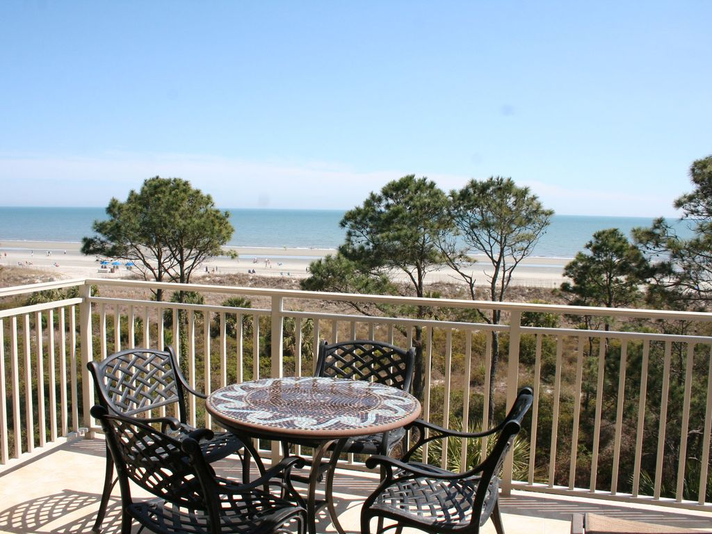 Oceanfront 3 Bedroom With Private Balcony Vrbo
