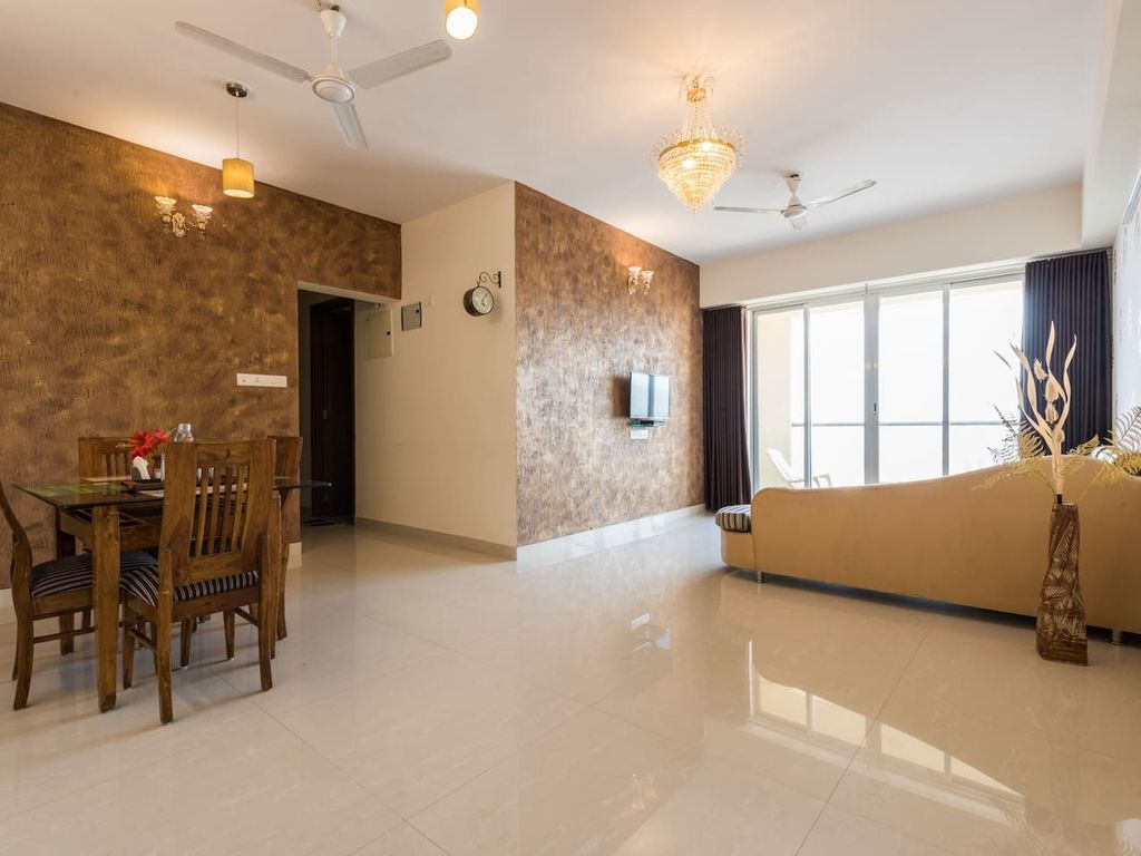 3 Bed apartment near metro mall Borivali