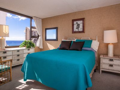 Photo for Ocean View 1 Bedroom, Sleeps 5, Full Kitchen, Free Parking And WiFi WB 3406
