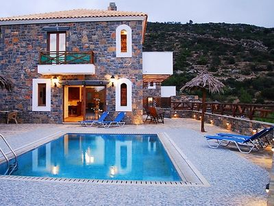 Photo for Vacation home Villa Rafaela  in Istron, Agios Nikolaos, Crete - 6 persons, 2 bedrooms