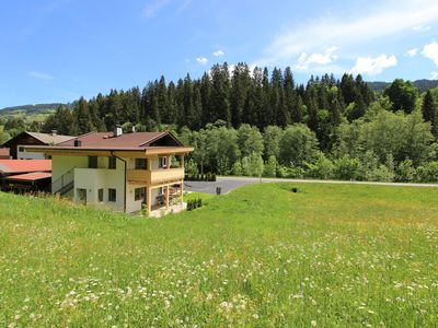 Photo for Picturesque Holiday Home with Terrace in Kirchberg